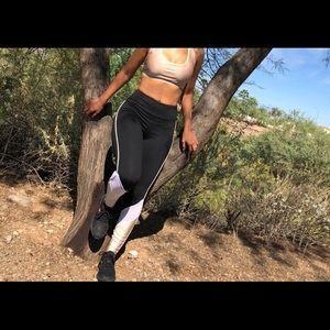 Matching workout fit